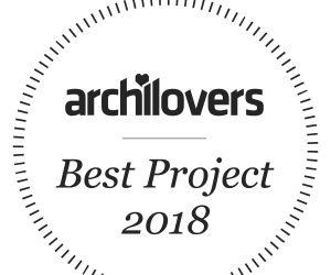 Casa U tra i migliori progetti 2018